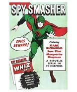 Spy Smasher 1942 Cliffhanger 12 Chapter Serial ... - $5.99
