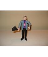 WWE JIM CORNETTE FIGURE JAKKS PACIFIC RINGSIDE ... - $6.30