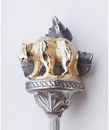 Collector Souvenir Spoon Canada Alberta Jasper ... - $14.99