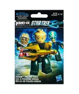 Kre-O Star Trek Mini-Figure One Blind Pack Figure! - $0.99
