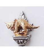Collector Souvenir Spoon Canada Alberta Drumhel... - $19.99
