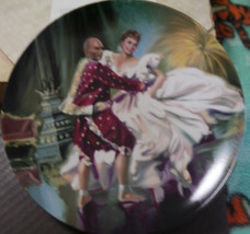 Knowles Collector Plate Titled, The King & I