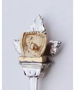 Collector Souvenir Spoon Canada Alberta Edmonto... - $14.99