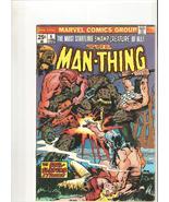 Marvel Horror - Man-Thing # 6 (June 1974) - $4.95
