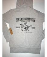 New Womens Designer True Religion Hoodie Jacket... - $259.00