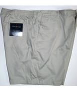 NWT DAVID TAYLOR Solid Putter Golf Shorts Flat ... - $17.82