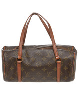 Louis Vuitton Brown Monogram Papillon Shoulder ... - $195.00