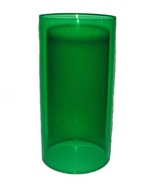 Tube Cylinder Light Lamp Shade Glass 2 3/8 X 4 ... - $19.95