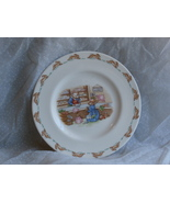 Bunnykins Mr Piggly's Store Royal Doulton Plate... - $19.99