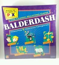 BALDERDASH 2003 Mattel Board Game SEALED NEW - $21.49