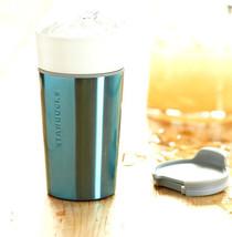Starbucks Ceramic & Stainless Mug - Aqua, 12 fl oz - $27.67