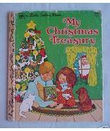 Little Golden Book:My Christmas Treasury 1979 W... - $2.00