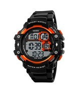 New Men's Orange & Black Military Outdoor Sport... - $15.84