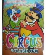 Circus Vol. 1 slim case Kids cartoon adventures... - $9.88