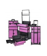 Professional Cosmetic Travel Makeup Holder Trai... - $399.95