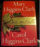 2000 Mary Carol Higgins-Clark Deck The Halls A ... - $2.99