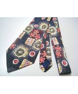 Florence & K Necktie mens designer fashion gray... - $11.39