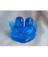 Leo Ward Bluebird of Happiness 2 Birds on Heart... - $9.99
