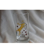 Cupid Reindeer Christmas Tumbler by Libbey for ... - $9.99