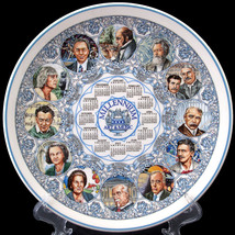 WEDGWOOD MILLENNIUM ART AND MUSIC CALENDAR COLL... - $14.24