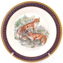 LENOX BOEHM WOODLAND WILDLIFE RED FOXES COLLECT... - $47.49