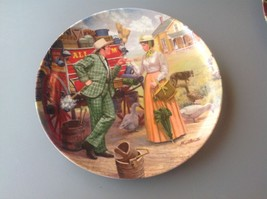 Edwin Knowles Collector Plate From The