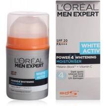 L 'Oreal Paris Men Expert White ActivPower 4 Wh... - $23.74
