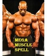 MEGA MUSCLE SPELL HAUNTED BLACK VOODOO MAGICK X... - $39.00