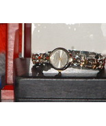 Pre Owned Women's Silver & Gold Tone Dress Quar... - $7.00