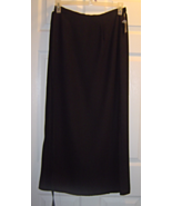 Women's Size 14 Skirt Gantos Sheer Wrap Around ... - $24.99