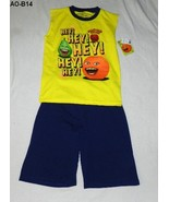 Annoying Orange Size 8 Top and Shorts Set NWT - $13.99