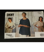 Sewing Pattern Vogue American Designer 2510 DKN... - $8.99