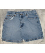 Calvin Klein Jeans Denim Shorts Size 11 Button ... - $20.00