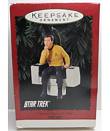 Star Trek Captain James T Kirk TOS Hallmark Orn... - $20.00
