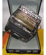 Accordion Rigoletto Helikon Bass 2 Row Diatonic  - $750.00