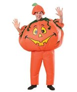 Adult Inflatable Pumpkin Costume - $45.00
