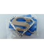 Superman Man of Steel Belt Buckle - $19.80