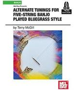 Alternate Tunings For 5 String Banjo/Bluegrass ... - $19.99
