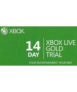14-day{2 week} Xbox 360/ONE Live trial Gold Mem... - $4.33