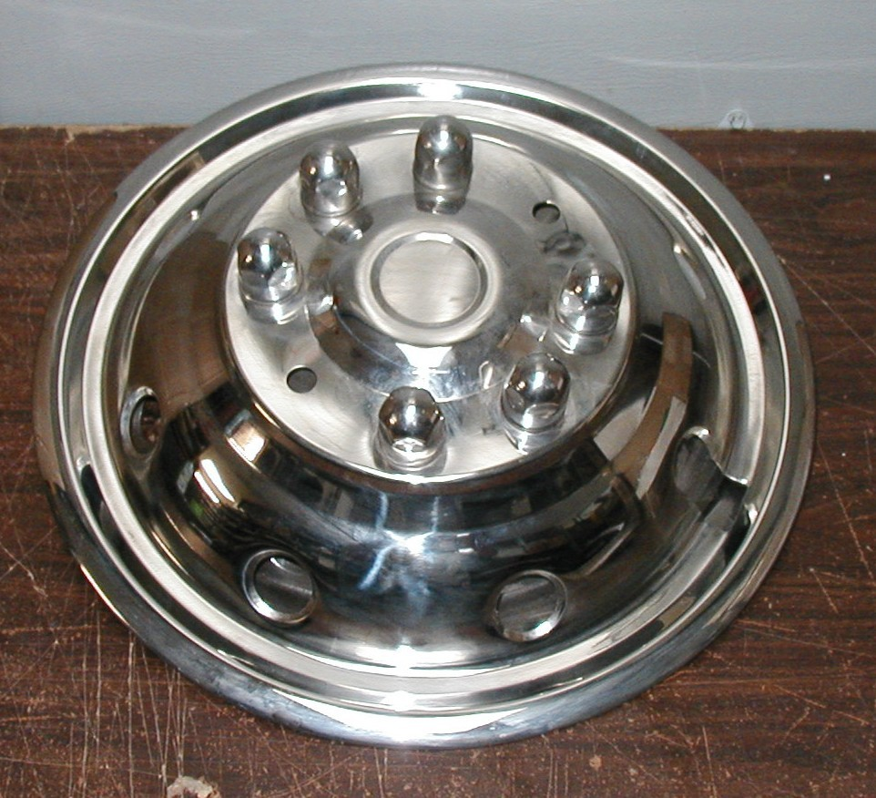 Front Wheel Liner for Motor Home - 16.5""
