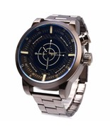 New Men's Grey Big Dial Analog Sports Watch - $29.70