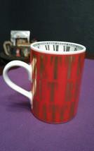Department 56 Christmas Time Coffee Mug Cup - B... - $11.87