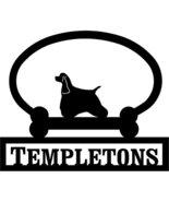 American Cocker Spaniel Show Clip Custom House ... - $98.99