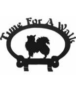 Time For A Walk Long Haired Chihuahua Leash Hook - $24.74