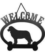 Newfoundland Dog Welcome Sign - $24.74