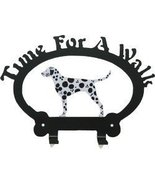 Time For A Walk Dalmatian Leash Hook - $24.74