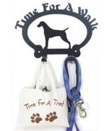 Time For A Walk German Short-Hair Pointer Leash... - $24.74