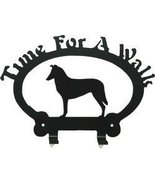 Time For A Walk Smooth Collie Leash Hook - $24.74