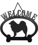 Welcome Sign - Samoyed - $24.74