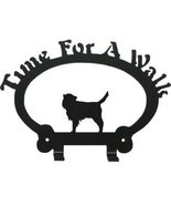 Time For A Walk Affenpinscher Leash Hook - $24.74